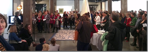 Launch of Craft Aotearoa at NZ Academy of Arts