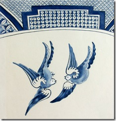 Scene 14: The two eternal doves, image courtesy of Lucienne Fontannaz and Ian Howard