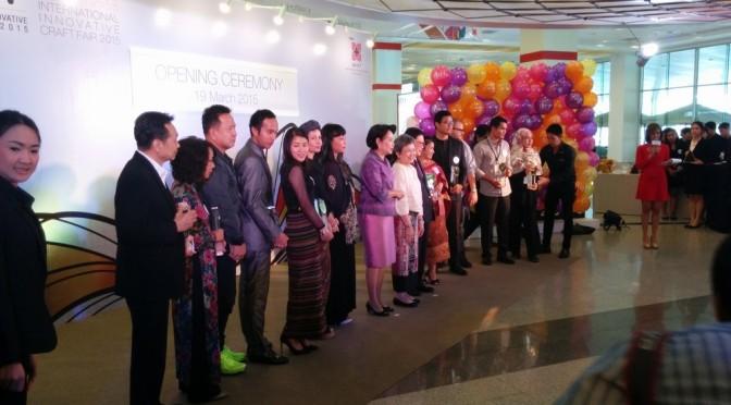 Thai crafts have an auspicious future